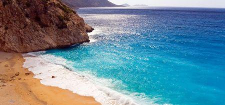 Antalya Kaş Mavi Tur Rotası,